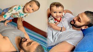 Agnisakshi Vijay Surya son cute video | Agnisakshi | Vijay Surya