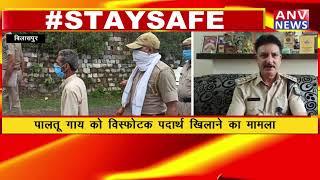 BILASPUR : घोटाले से जुड़े पृथ्वी सिंह को किया गया गिरफ्तार ! ANV NEWS HIMACHAL PRADESH !