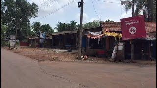 WATCH: 100% lockdown in Keri-Sattari