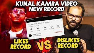Yalgaar | Kunal Kamra's Carry Minati Roast Video ENTERS Worlds Top 30 Most Disliked Video List