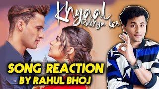 Khyaal Rakhya Kar Song Reaction | Review | Asim Riaz & Himanshi Khurana