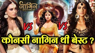 Naagin 1 Vs Naagin 2 Vs Naagin 3 Vs Naagin 4 | Which Season Is The Best ?