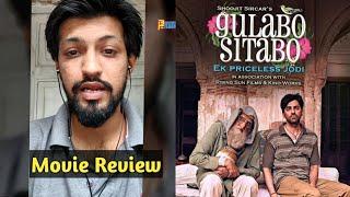 Gulabo Sitabo Movie Review - Amitabh Bachchan & Ayushmann Khurana