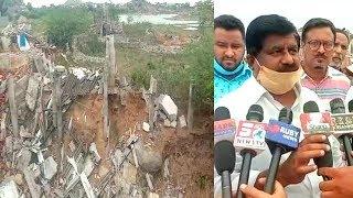 Ghareebo Pe Zulm Kar Unke Gharo Ko Demolish Kiya Jaa Raha Hain   @ SACH NEWS  