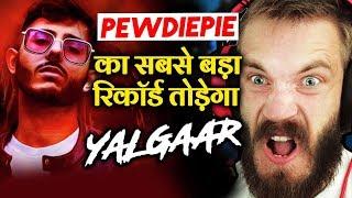Carry Minati's YALGAAR All Set To Beat PewDiePie's Biggest Record