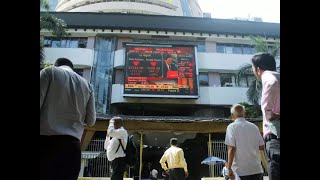 Sensex sheds 552 points, Nifty barely holds above 9,800; Bank of India soars 20%