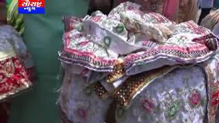 અમદાવાદ-જગન્નાથ મંદિર ખાતે મામેરાની તૈયારી શરૂ