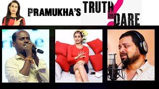 Truth or Dare with Pramukha LIVE Talk Show   Manukota Prasad   Singer Shivanagulu   Top Telugu TV