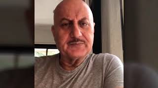 Anupam Kher Message To Youngsters Who Come To Mumbai To Become Actor