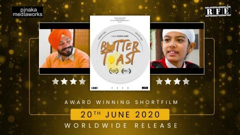 Butter Toast Releasing on 20th June 2020 | Food Safety India | RFE TV