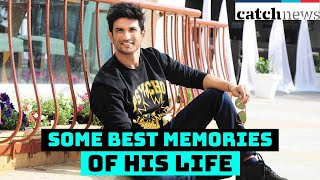Some Best Memories Of Sushant Singh Rajput's Life | Catch News
