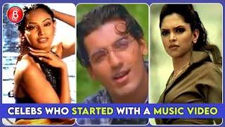 Deepika Padukone To John Abraham To Bipasha Basu - Celebs Who Began Their Careers With Music Videos