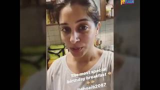 Dipika Kakkar Ibrahim Making Special Food On Sohaib Ibrahim Birthday