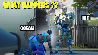 What Happens If you Bring Boss Ocean to Boss Kit ? - When two Bosses Meet Myth Busting
