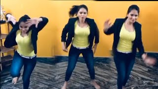 Amrutha Varshini Serial Rajini mind blowing dance performance | Amrutha Varshin Rajini