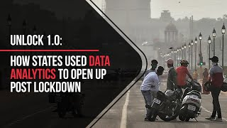 Unlock 1.0: How states are using data analytics to open up