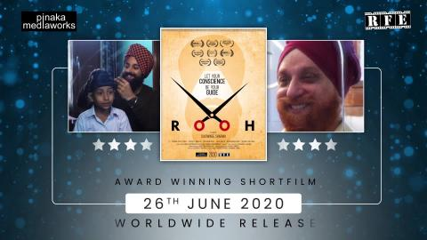 Rooh Releasing on 26th June 2020 | Sikh Films India | RFE TV