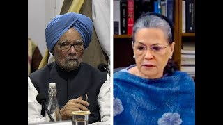 Sonia, Manmohan hit out at Modi govt over 'mismanagement' of India-China and Coronavirus situation