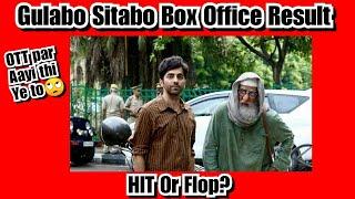Gulabo Sitabo Box Office Result, Hit Or Flop? OTT Par Release Honewali Is Film Ka Kya Haal Hua?