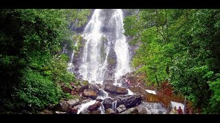 "WATCH: Your favorite Monsoon gateway ""Amboli Waterfall"" off-limit for tourist till 30th June"