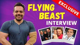 Youtuber FLYING BEAST Exclusive Interview with his wife Ritu Taneja   Gaurav Taneja
