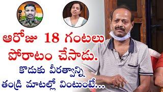 Colonel Santhosh Babu Adventured Task In His Service | BS Talk Show | Top Telugu TV