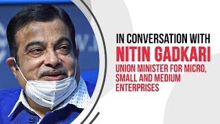 MSMEs looking to list on bourses can get 15% equity infusion from Govt: Nitin Gadkari