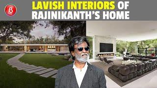 Taking You Inside Superstar Rajinikanth's LAVISH Home