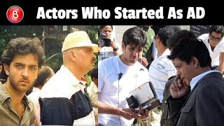 Hrithik Roshan To Varun Dhawan To Sidharth Malhotra - Actors Who Started Off As Assistant Directors
