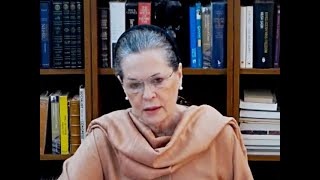 If China hasn't captured land in Ladakh, why were our 20 soldiers martyred: Sonia Gandhi
