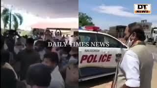 Telangana Hukumat Ke Khilaf Protest Karne Sae Pahele hi Giraftar