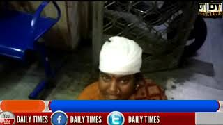 GANG WAR IN MANGAL HAT POLICE STATION LIMITS.. 7 PERSONS INJURED INCLUDING 5 WOMENS.. 35 YEARS OLD R
