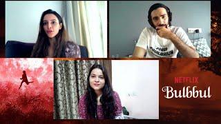 Bulbbul | Exclusive Interview With Avinash Tiwary, Tripti Dimri | Netflix Film