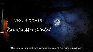 Kanakamunthirikal - Punaradhivasam | Violin Cover by Abhijith P S Nair