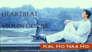 Kal Ho Naa Ho - Violin Theme| Heartbeat Instrumental Cover |Abhijith P S Nair |Shah Rukh Khan