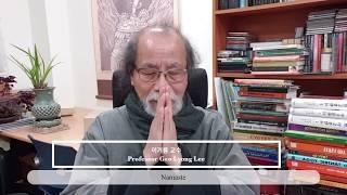 Satya Vaarta - South Korea (Prof Lee Geo Lyong, President, Korea Society for Indian Studies)
