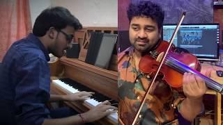 Sun Ri Sakhi / Oh Cheliya / Ennavale - @Abhijith P S Nair ft. @Yash