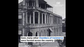 Origin of Chambers of Commerce and Industry  in India