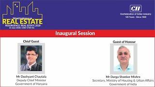 CII Virtual Conference on Real Estate - Resurgence: Real Estate 2020