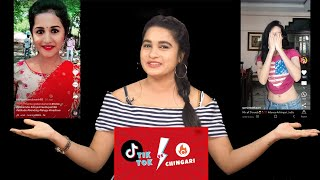 Tiktok vs Chingari | India APP VS China APP |Chingari APP Review Telugu | Top Telugu TV
