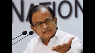 'China lulled India into complacency by Jhoola diplomacy', tweets P Chidambaram
