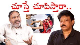 Narlapuram Ravinder Comments on  RGV's Naked Movie | BS Talk Show | Top Telugu TV