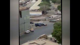 Karachi: Pakistan Stock Exchange building under attack by armed men
