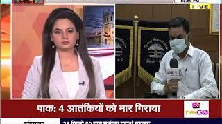 SHIMLA : कोरोना पर कैसी है हिमाचल की तैयारियां,JANTA TV की शिमला के डीसी अमित कश्यप से खास बातचीत