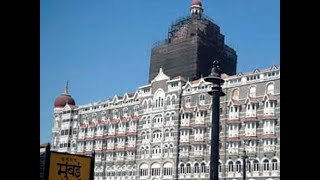 Mumbai: Security tightened outside Taj Hotel after a bomb threat call from Pakistan
