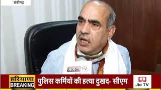 हरियाणा के परिवहन व्यवस्था को लेकर परिवहन मंत्री मूलचंद शर्मा से खास बातचीत