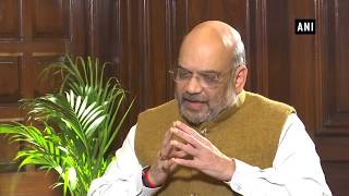 Home Minister Amit Shah interview to ANI on CAA, NRC, NPR   24 December 2019