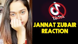TikTok Star Jannat Zubair FINALLY Reacts To TikTok BANNED By Indian Government