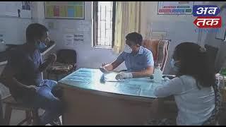 ડોક્ટર ડેના અવસરે ડોક્ટરોનું સન્માન કરતા ધારાસભ્ય લાખાભાઇ સાગઠીયા| ABTAK MEDIA