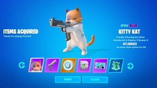 Fortnite All Boss Kit Challenge Reward
